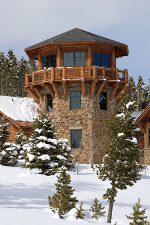 Howard eggers architecture colorado architect for Castle house plans with towers